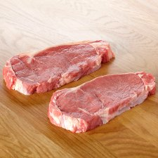 Tesco 2 Beef Sirloin Steaks