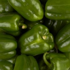 image 2 of Tesco Green Peppers Each