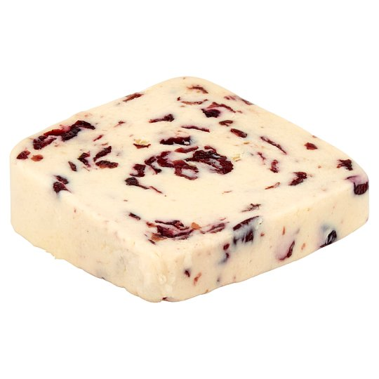 Tesco Wensleydale And Cranberry Cheese