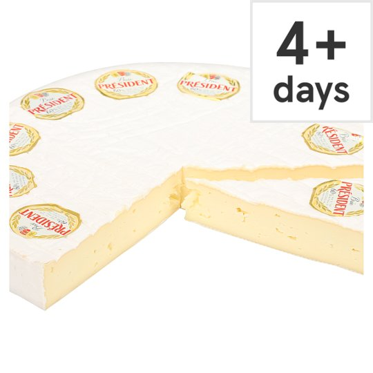 Counter President French Brie