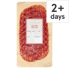 Tesco The Deli Salami Milano Slices