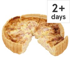 Counter Tesco Large Quiche Lorraine 1 Slice