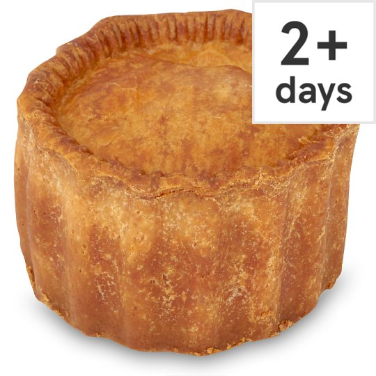Counter Walkers Fluted Pork Pie