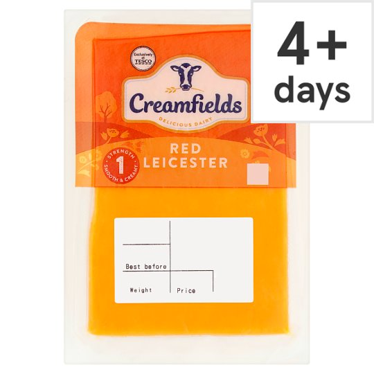Creamfields Red Leicester Cheese Small
