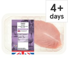 image 1 of Tesco Whole Turkey Fillet