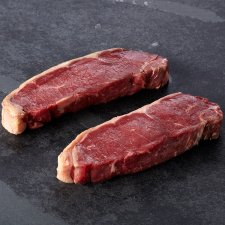 Tesco Finest 2 Beef Sirloin Steak