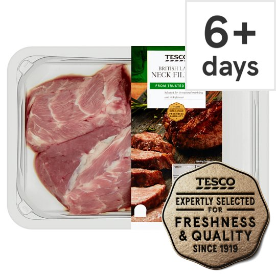 Tesco Lamb Neck Fillet