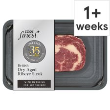 Tesco Finest Dry Aged Ribeye Steak