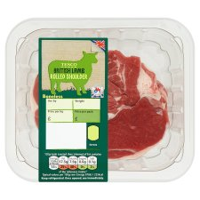 Tesco Lamb Boneless Rolled Shoulder Joint