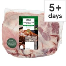 Tesco Lamb Whole Shoulder Joint