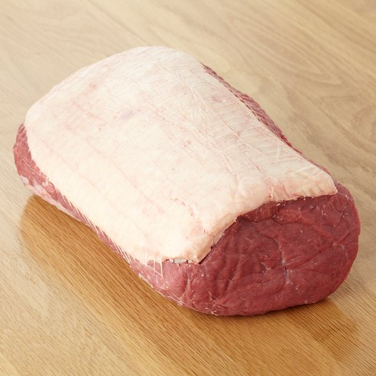 Tesco Large Beef Roasting Joint With Basting Fat