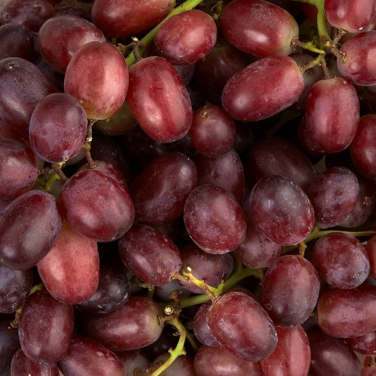 Tesco Red Seedless Grapes Loose