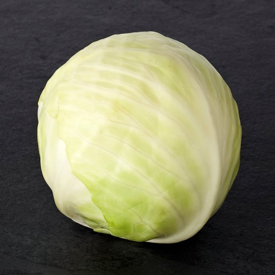 Tesco Organic Red Or White Cabbages Loose