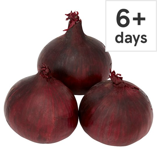 image 1 of Tesco Red Onions Loose