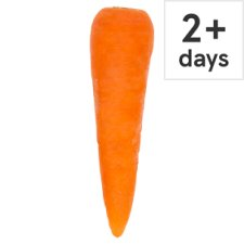 Tesco Carrots Loose