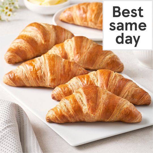 All Butter Croissant 6 Pack
