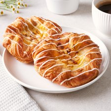 Tesco Vanilla Creme Crown 2 Pack