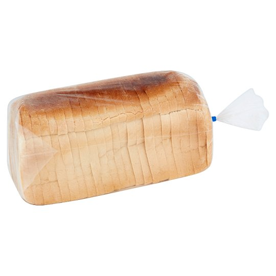 Tesco Crusty White Sandwich Loaf Sliced 800G