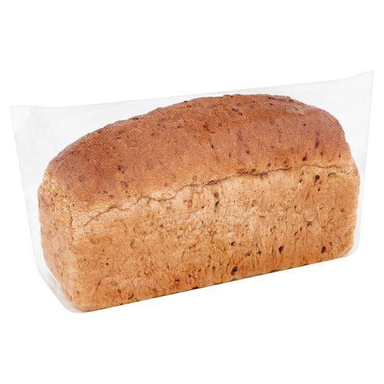 Tesco Finest Dark Rye And Mixed Seed Boule