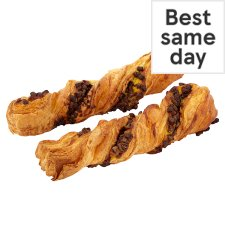 Tesco Chocolate Twist 2 Pack