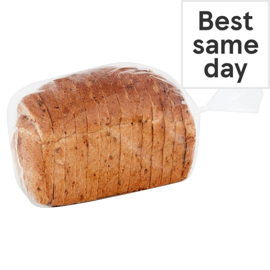 Tesco Wholemeal Loaf Sliced 400G