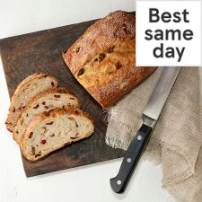 Tesco Cranberry Raisin And Cashew Bloomer