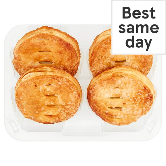 Tesco Puff Pastry Mince Pie 4 Pack