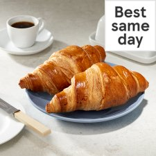 Tesco All Butter Croissant 2 Pack
