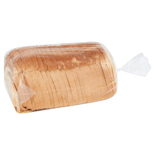 Tesco Crusty White Split Tin Sliced Bread 800G