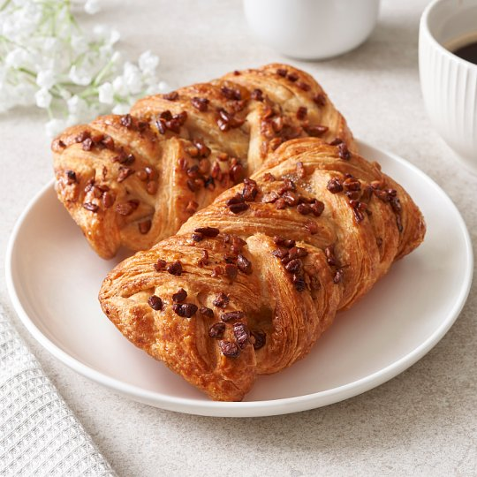 Tesco Maple And Pecan Plait 2 Pack