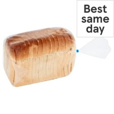 Tesco Crusty White Farmhouse Sliced Bread 800G
