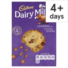 Cadbury Dairy Milk Cookies 4 Pack