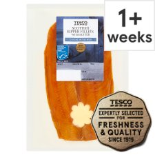 Tesco Smoked Kipper With Butter