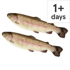 Counter Whole Rainbow Trout