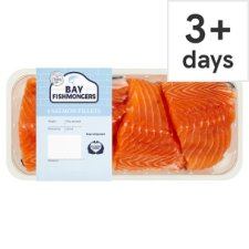 Bay Fishmongers Salmon