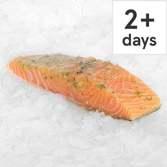 Counter Garlic And Herb Salmon Fillet 130G