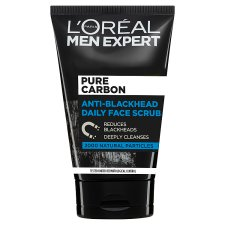 L'oreal Men Expert Charcoal Face Scrub 100Ml