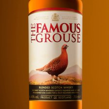 image 2 of The Famous Grouse Scotch Whisky 35Cl