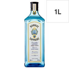 Bombay Sapphire Gin 1 Litre