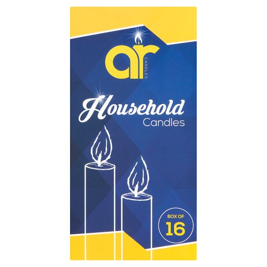 Household Candles 16S