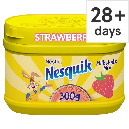 Nesquik Strawberry Powder 300G