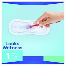 image 2 of Always Ultra Normal Size 1 Sanitary Towels 30