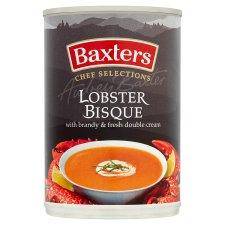Baxters Lobster Bisque Soup 400G