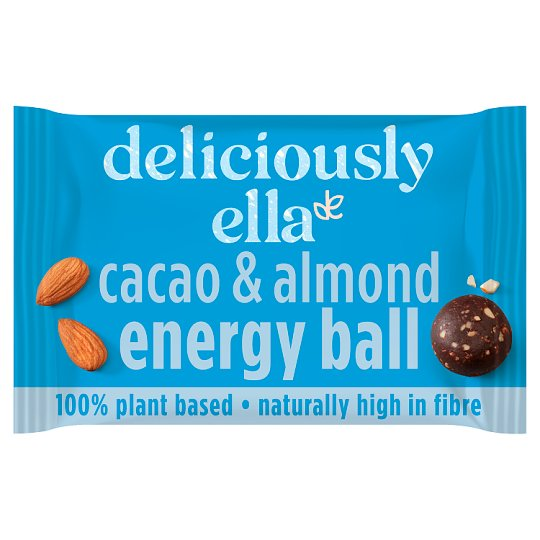 Deliciously Ella Cacao And Almond Energy Ball 40G