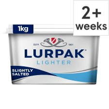 Lurpak Lighter Salted Spreadable 1Kg