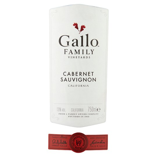 Gallo Family Vineyards Cabernet Sauvignon 75Cl