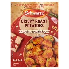 Schwartz Crispy Roast Potatoes Limited Edition 38G