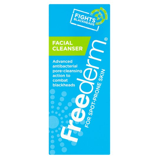 image 1 of Freederm Facial Cleanser 100Ml