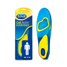 image 2 of Scholl Gelactiv Insole Regular - Men