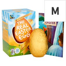 image 1 of The Meaningful Chocolate Co Real Easter Egg 150G